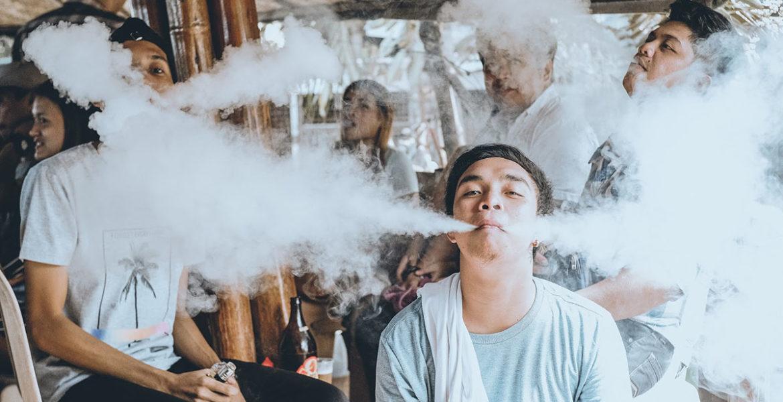 Vaping vs Smoking Weed Differences