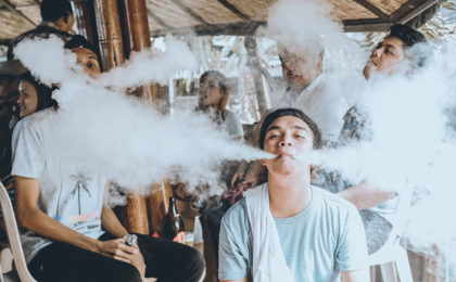 Vaping vs Smoking Weed Differences
